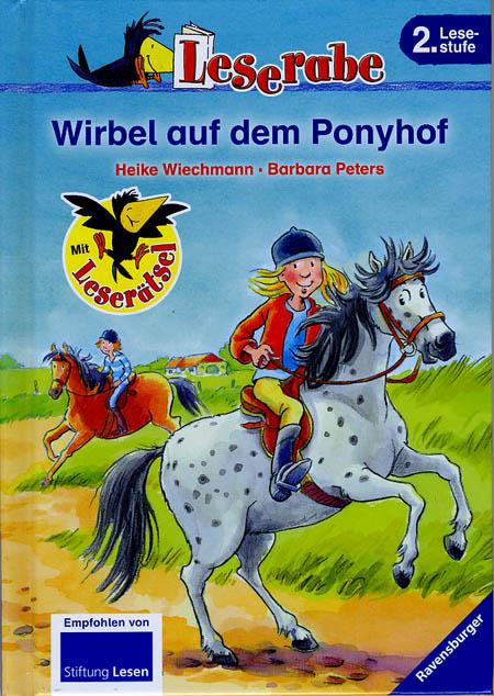 Wirbel auf dem Ponyhof