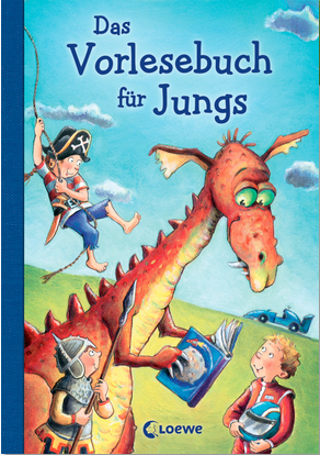 Vorlesebuch für Jungs
