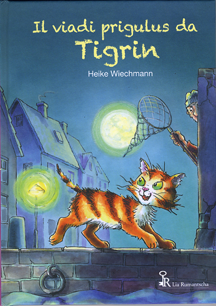 Lia Rumantscha: Tigrin