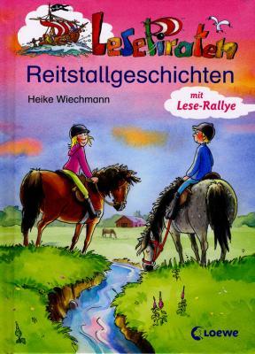 Lesepiraten-Reitstalltitel, Loewe 2011